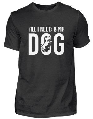 Alles was ich brauche ist mein Hund